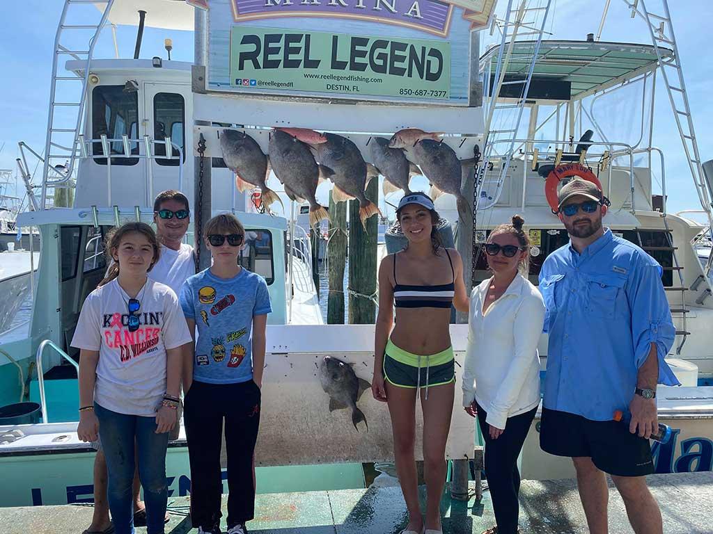 Fishing Charter Destin FL